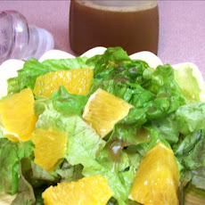 Orange Five-Spice Dressing