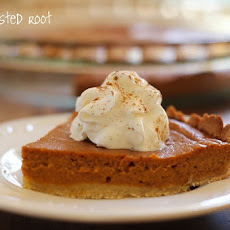Silky Smooth Sweet Potato Pie (Gluten-Free)