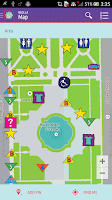 Screenshot of Lollapalooza Official 2014 App
