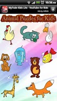Screenshot of Animal Puzzle for Kids - Lite