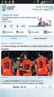 Screenshot of Tiempo de Juego COPE