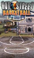 Screenshot of Hot Street BasketBall
