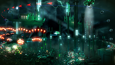 Housemarque teases possible co-op mode for Resogun