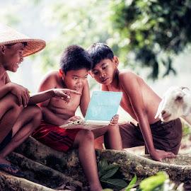 by Syarif Rohimi - Babies & Children Children Candids