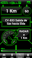 Screenshot of Avisador de Radares