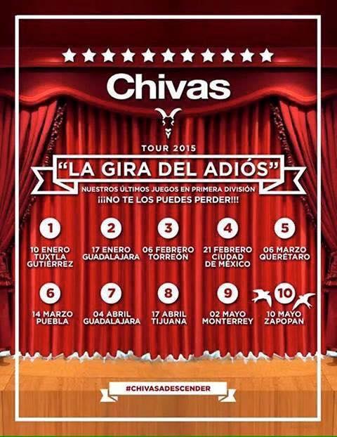 CHIVAS GIRA