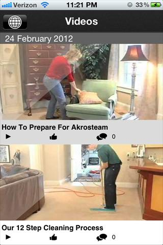 Akrosteam Carpet