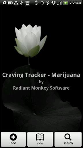 Craving Tracker - Marijuana
