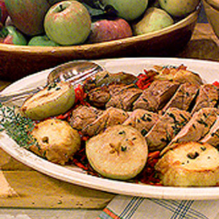 Martha Stewart Pork Tenderloin And Apples Recipes
