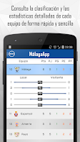 Screenshot of Málaga App