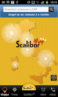 Screenshot of Scalibor®Map