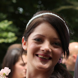 Beautiful bridesmaid by Toni Mannell - Wedding Details ( sarisbury green and beaulieu, Wedding, Weddings, Marriage )