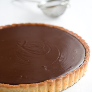 Extraordinary Chocolate Tart