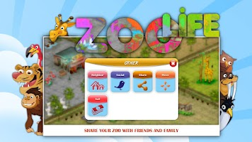 Screenshot of Zoo Life
