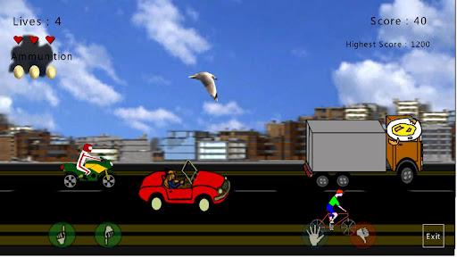 DirtyBirdy - 2D Bird Game