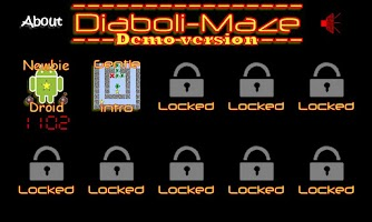 Screenshot of Diabolimaze Demo