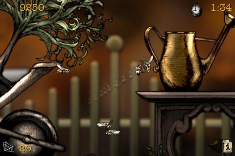 Spider: Secret of Bryce Manor - screenshot