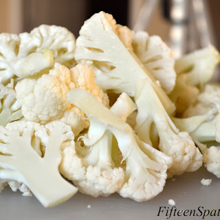 "Cauliflower ""Mashed Potatoes"""