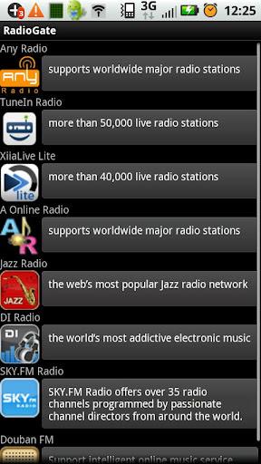 Radio Gate - 隨行廣播
