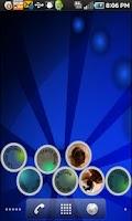 Screenshot of Contact Pro Live Wallpaper