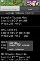 Screenshot of Pakhuis de Zwijger