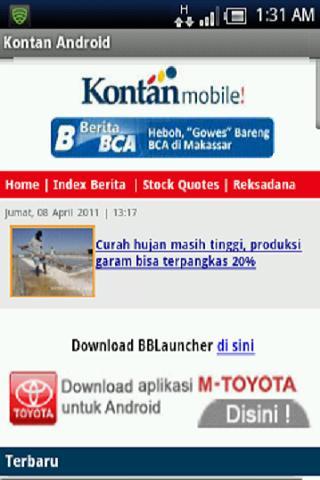 Kontan Mobile