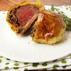 Kosher Beef Wellington