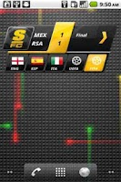 Screenshot of ScoreMobile FC Football Scores