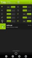 Screenshot of CM9/CM10/AOKP Theme Jade