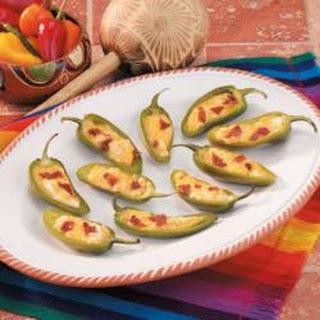 Healthy Stuffed Jalapenos Recipes