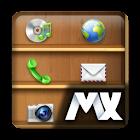 MXHome Theme Bookshelf icon