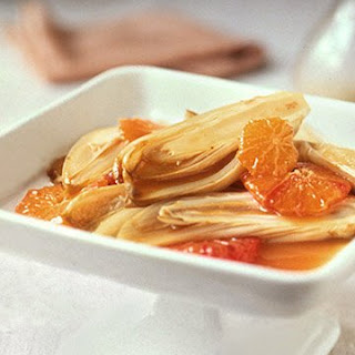 Braised Endive with Orange