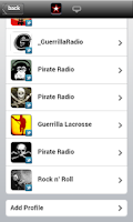 Screenshot of Social Office Suite
