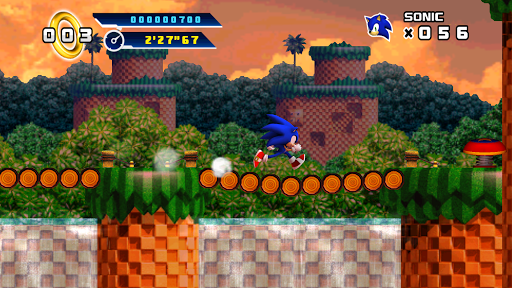 sonic-4-episode-i for android screenshot