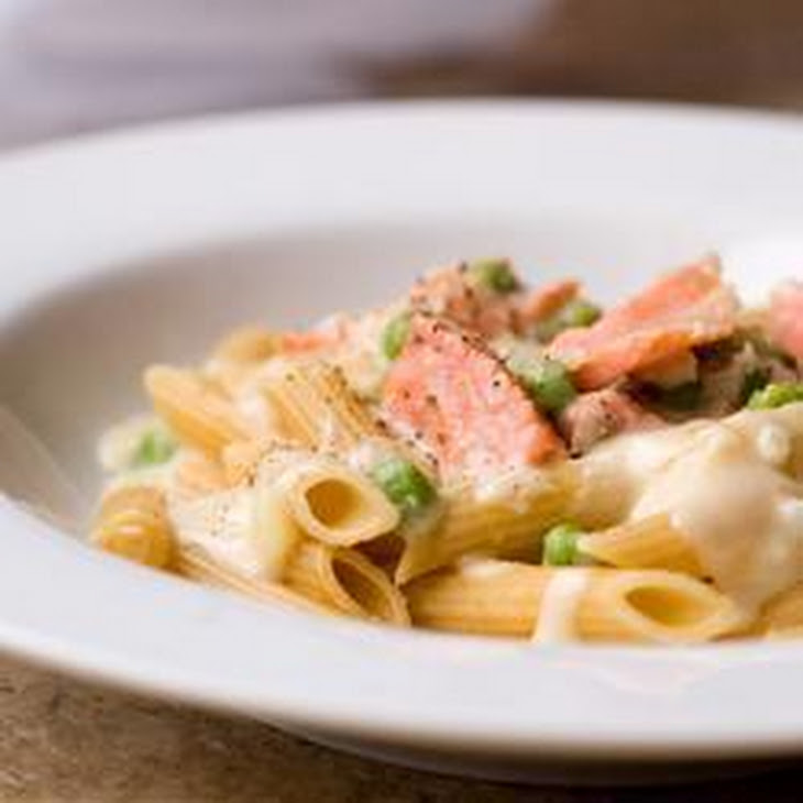 Creamy Smoked Salmon Pasta Recept | Yummly