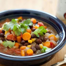 Beezie's Black Bean Soup