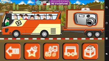 Screenshot of Baby Bus