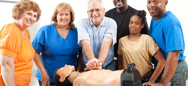 First Aid courses in London from London Training Centre