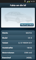 Screenshot of Nordania Leasing