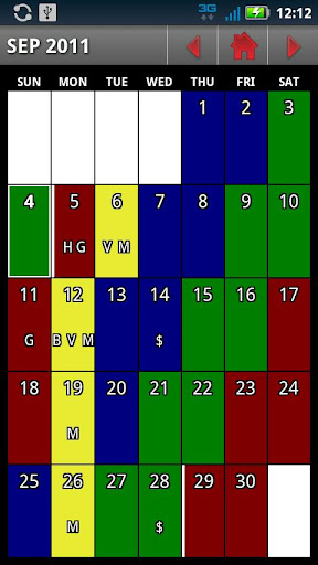 Firehouse Scheduler