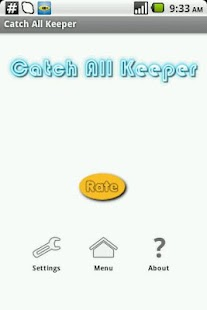 Catch All Keeper-store note - screenshot