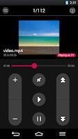 Screenshot of LG TV SmartShare-webOS