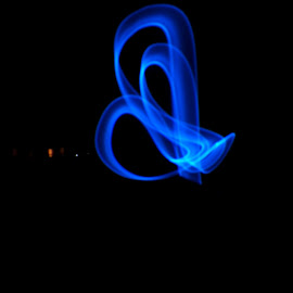 Butterfly by Kasha Newsom - Abstract Light Painting ( abstract, light painting, photography, graffiti art )
