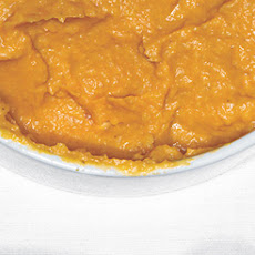 Sweet Potato and Apple Puree