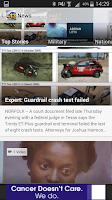 Screenshot of WVEC 13News Now