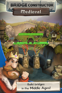 Bridge Constructor Medieval APK for Bluestacks