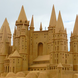 Sand art by Anjuli Shankhwar - Buildings & Architecture Other Exteriors (  )