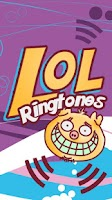 Screenshot of FREE LOL Ringtones