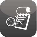 Timesheet - Work Time Tracker mobile app icon