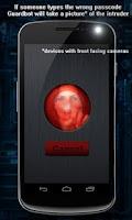 Screenshot of Guardbot - Anti Theft Alarm